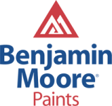 opens new window for Benjamin Moore Paints website
