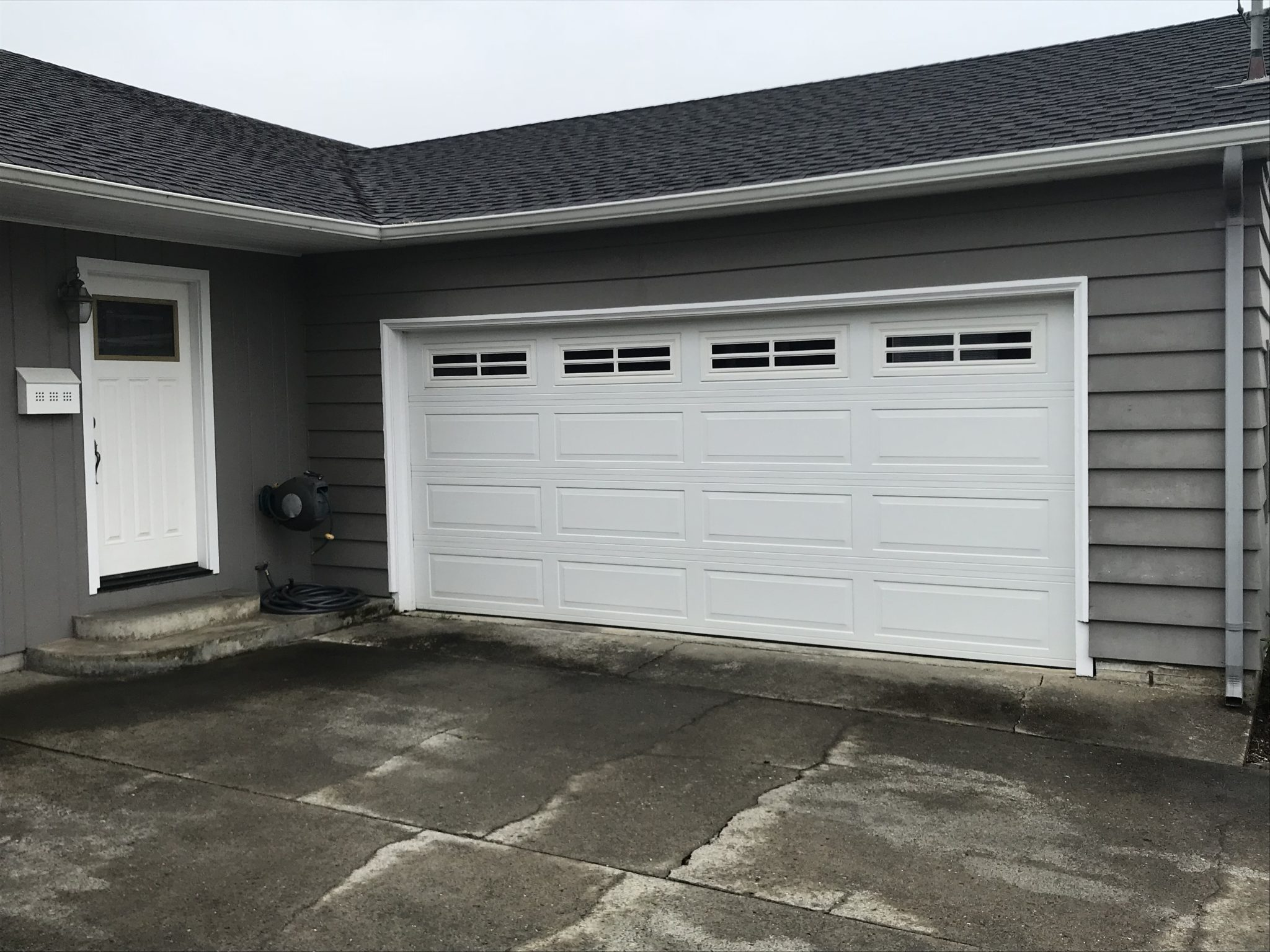 9100 Ranch Style Door installed by Norvell's